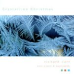 Crystalline Christmas cover