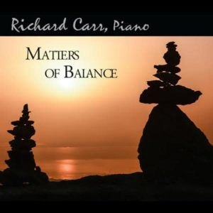 Matters of Balance Cover